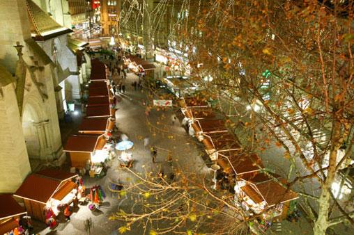 Lausanne noel