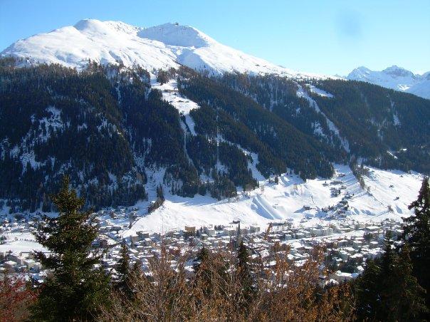 Davos desde Schatzalp