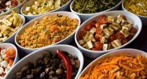 Vegetarisches_und_veganes_Buffet_1