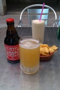 birra y horchata
