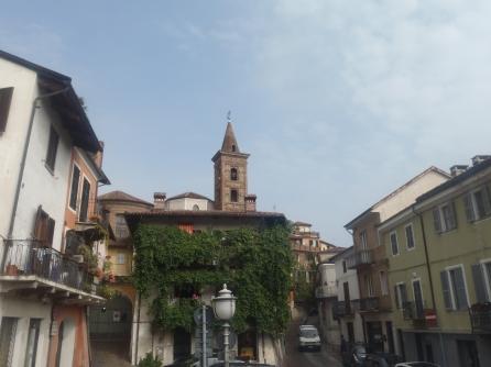 Vistas desde Piazza Bollani