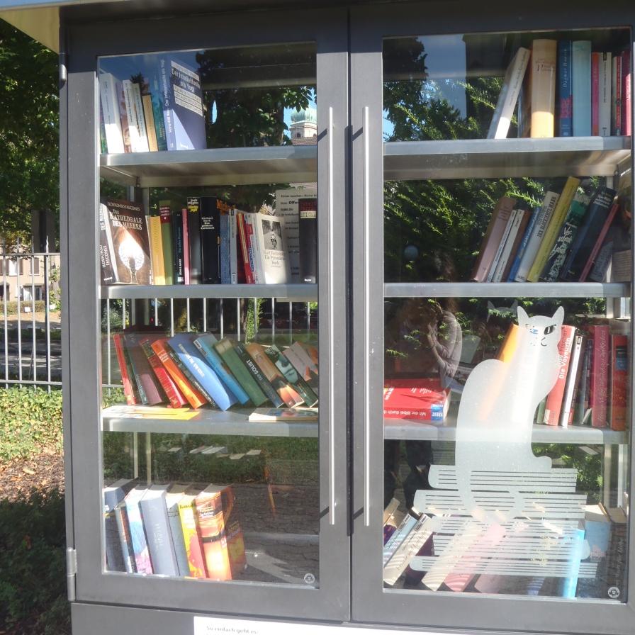 Librería disponible para todos