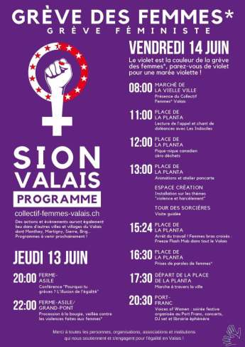 14JUIN_Programme_grève_Sion_violet